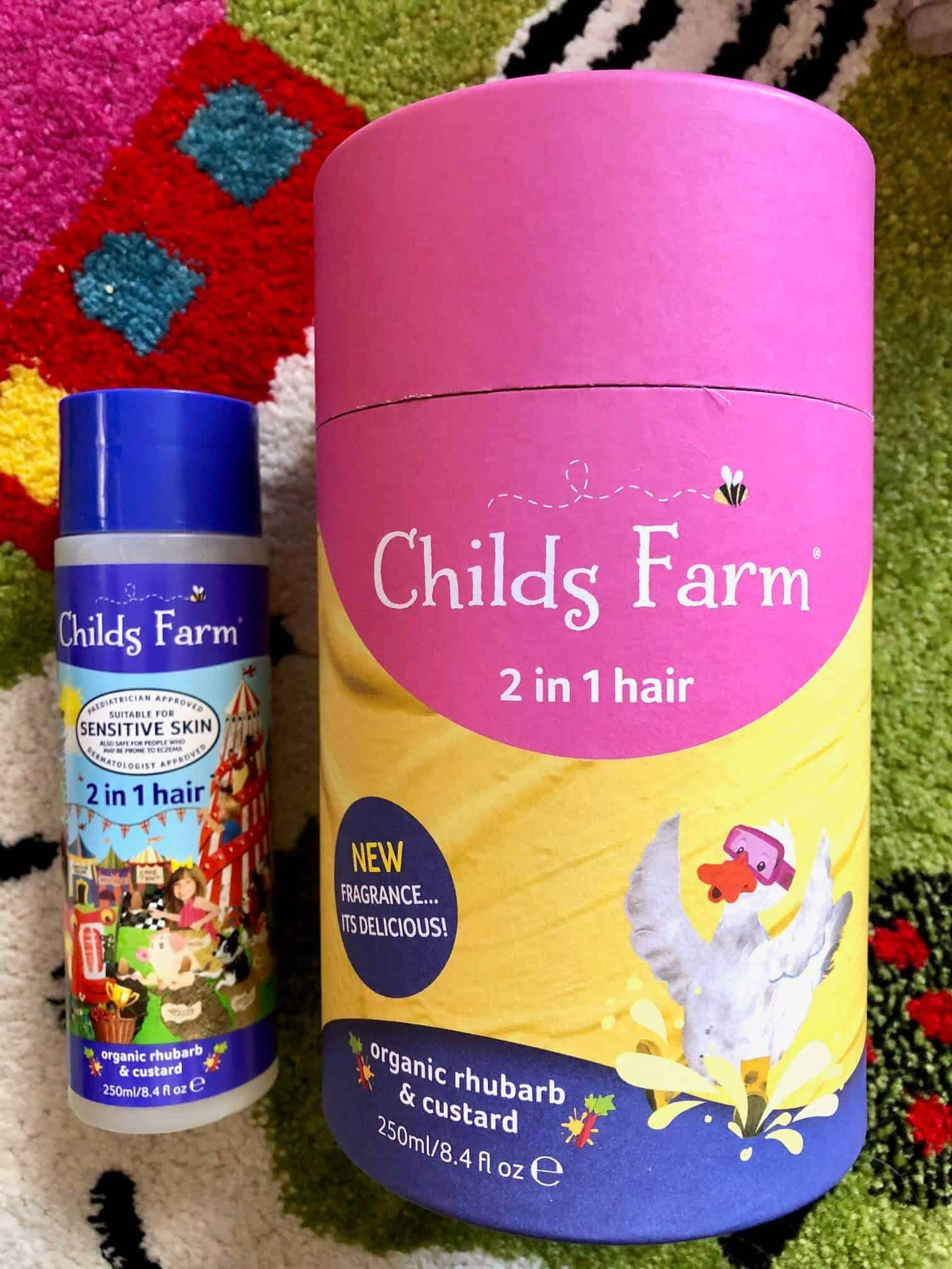 Child's Farm 2 in 1 hair