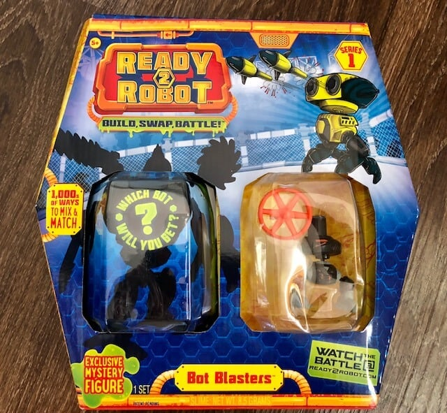 Ready 2 Robot Bot Blaster