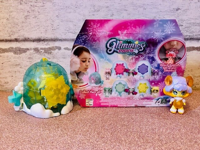 Discovering Glimmies Polaris - Light-Up Your World.