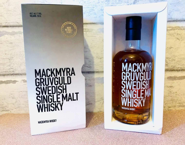 Limited Edition Swedish Single Malt Whisky MackmyraGruvguld - The Summerton Club