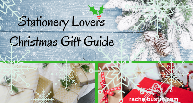 Stationery Lovers Christmas Gift Guide Ideas