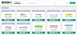 Shopping online this Christmas with Boom25