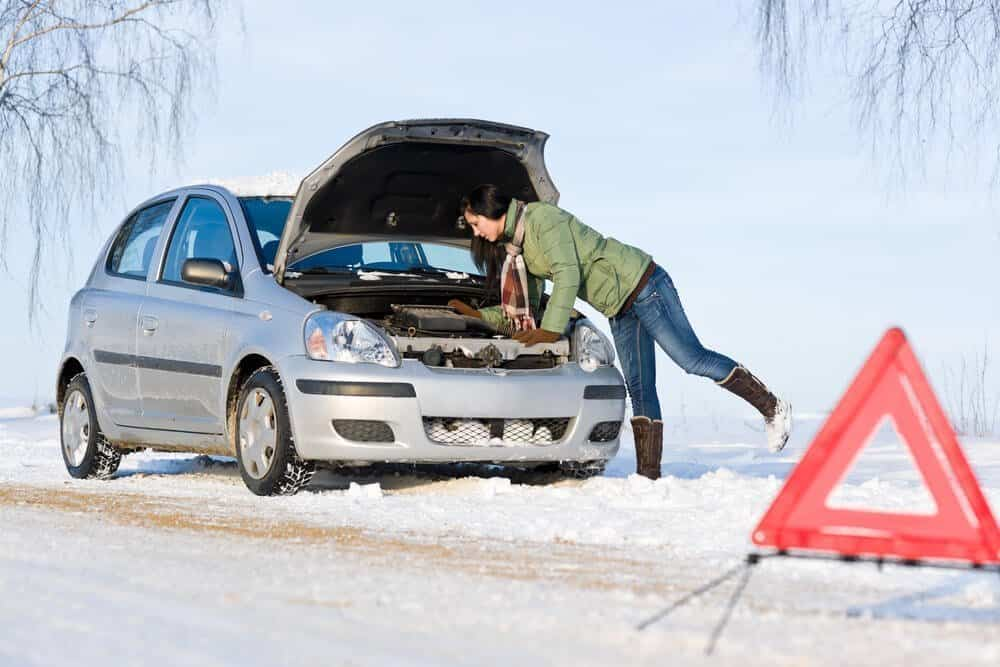 Getting your car ready for Christmas