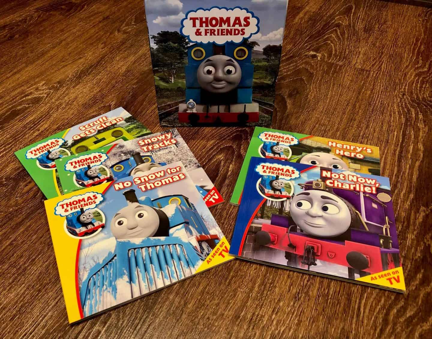 Thomas and Friends: My First Story Time Box Set Review