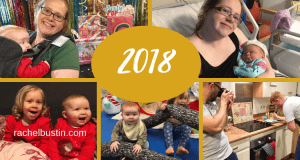 Looking back over 2018, my year in review