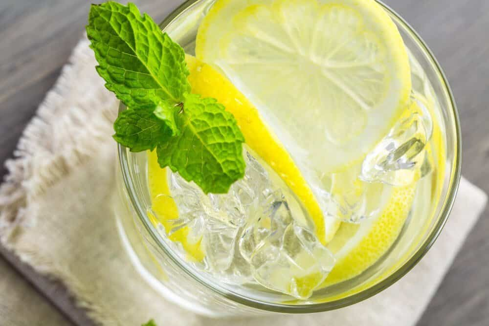 lemon infused water - there are several natural methods to get healthy, youthful-looking, glowing skin using only natural products - how to get glowing skin naturally