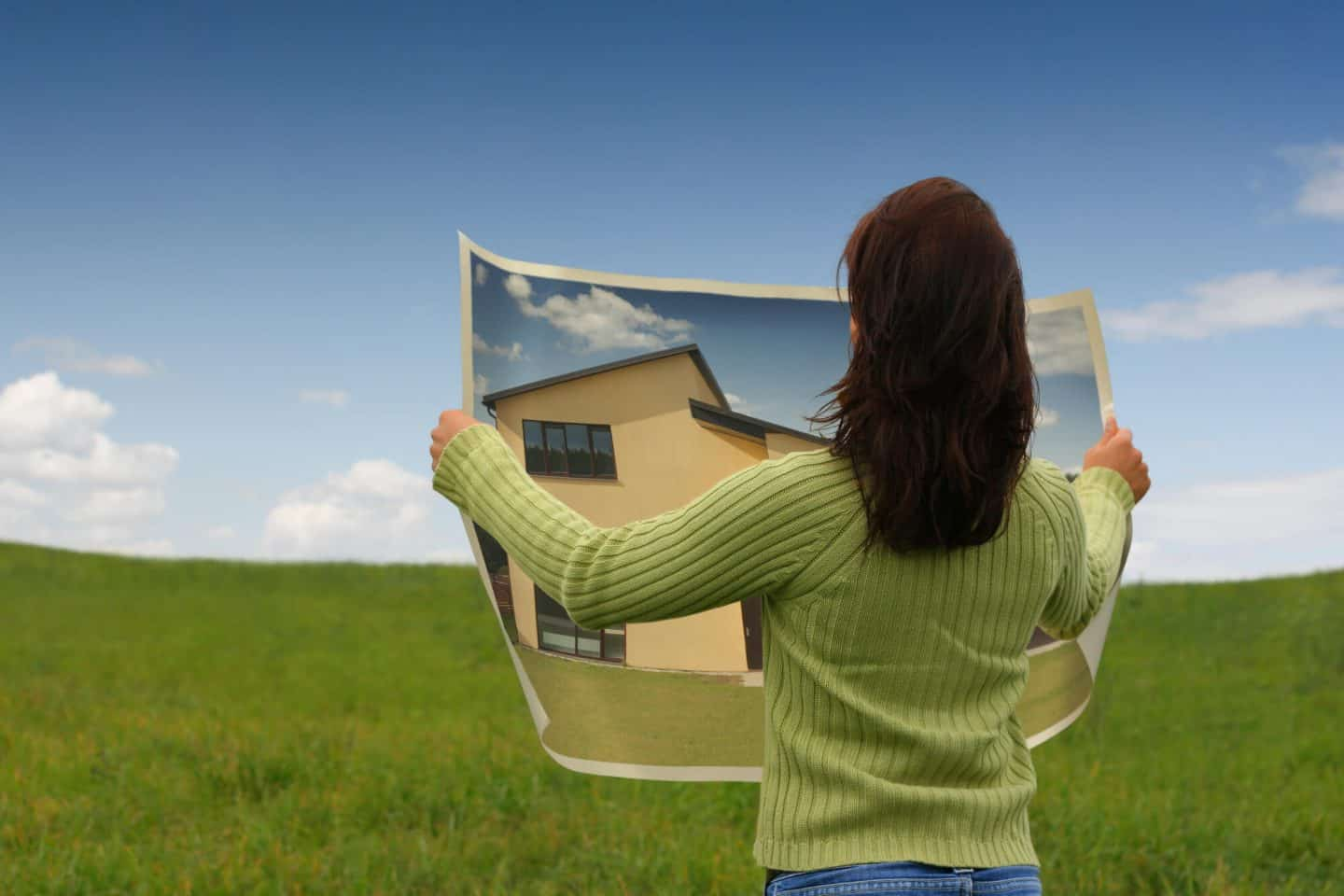 A Home of Your Own: A Step by Step Guide to Getting Your Dream House Built