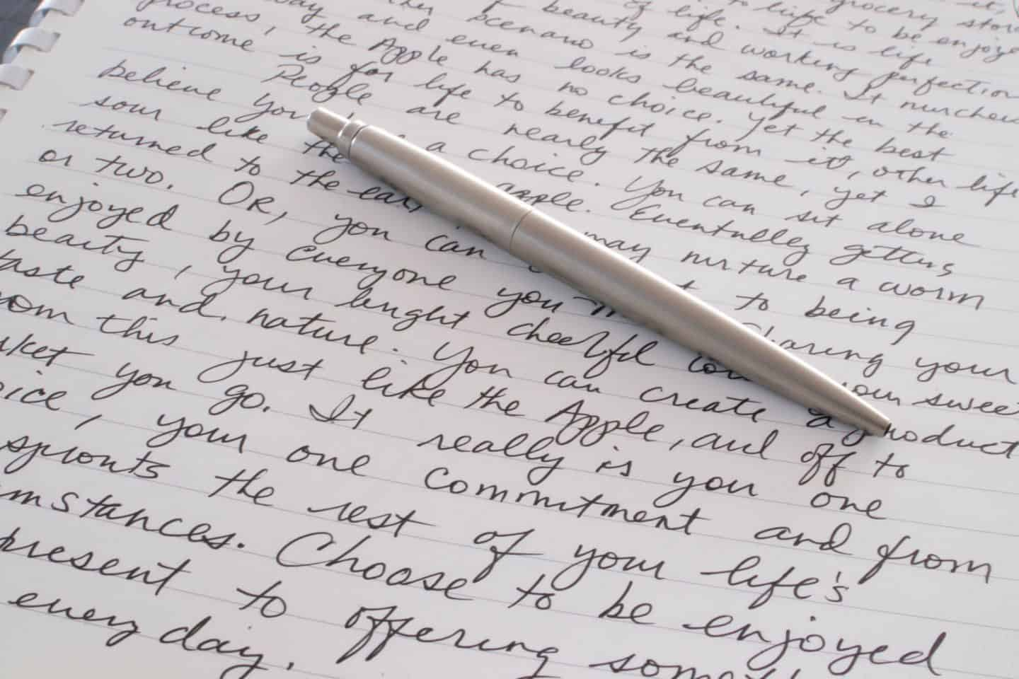 5 Ways How To Celebrate National Handwriting Day
