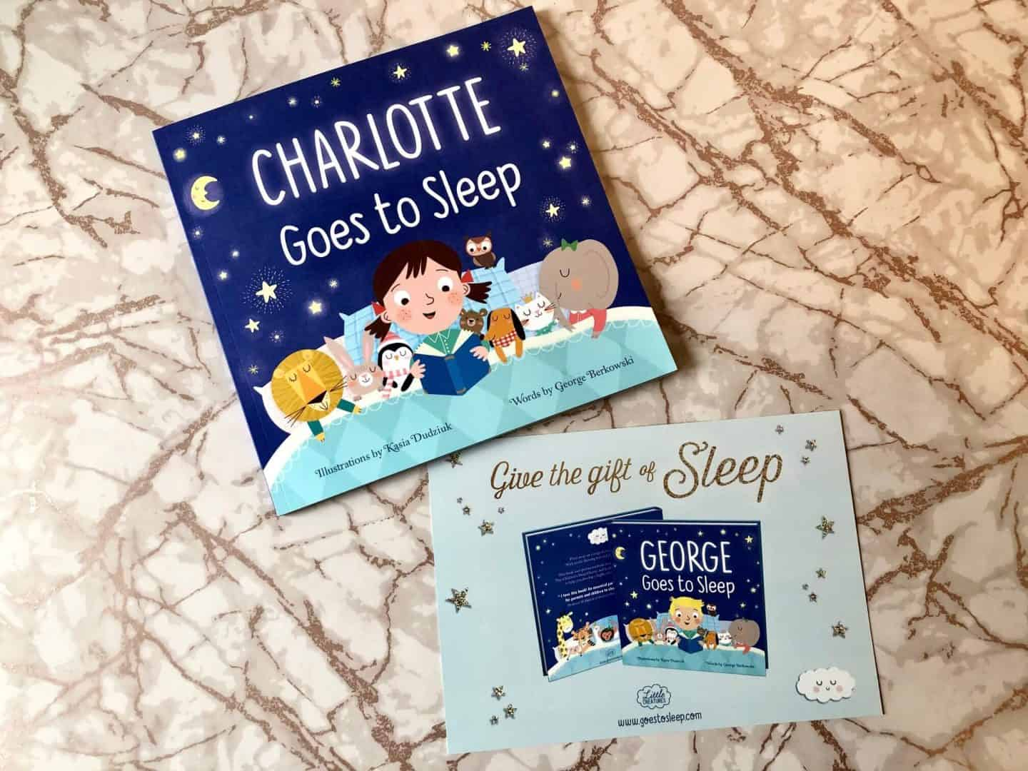 Charlotte Goes to Sleep