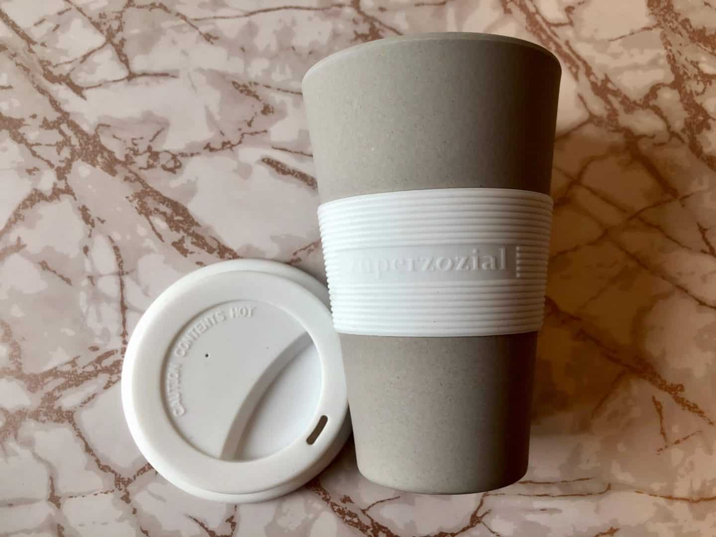 Reusable Bamboo Cruising Travel Mugs