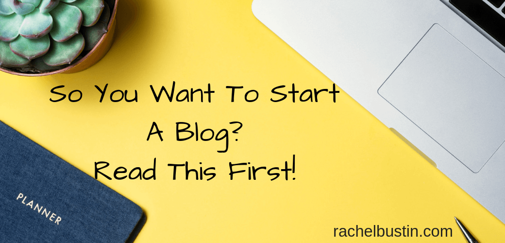 So You Want To Start A Blog_ Read This First - Let's take a look at what you need to do when you want to make a career out of blogging.