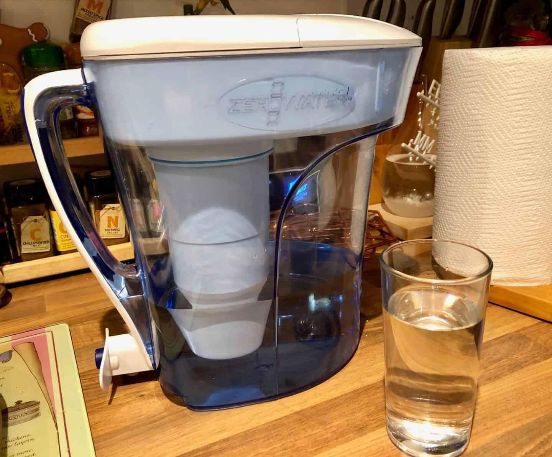 Zerowater jug