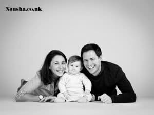 5 Simple Tips For More Natural Family Photos - family portrait