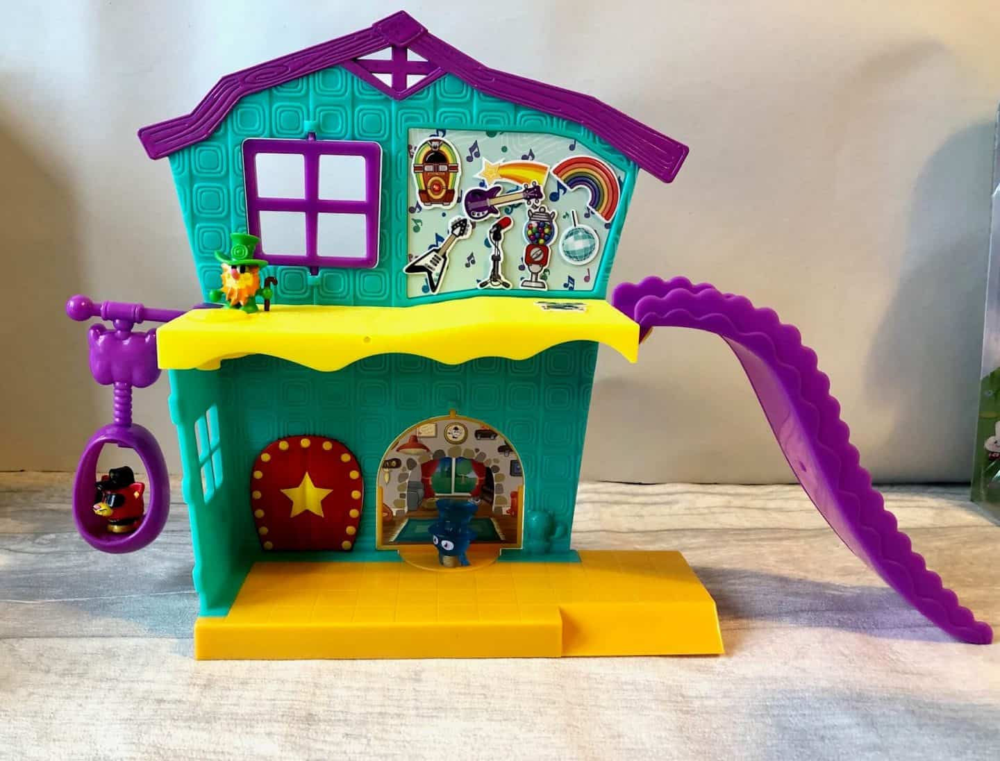 Blingo's Party House Playset