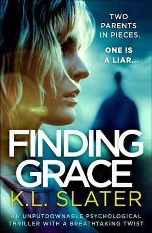 Finding-Grace by KL Slater