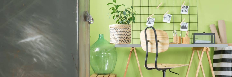 Garden Home Office Ideas