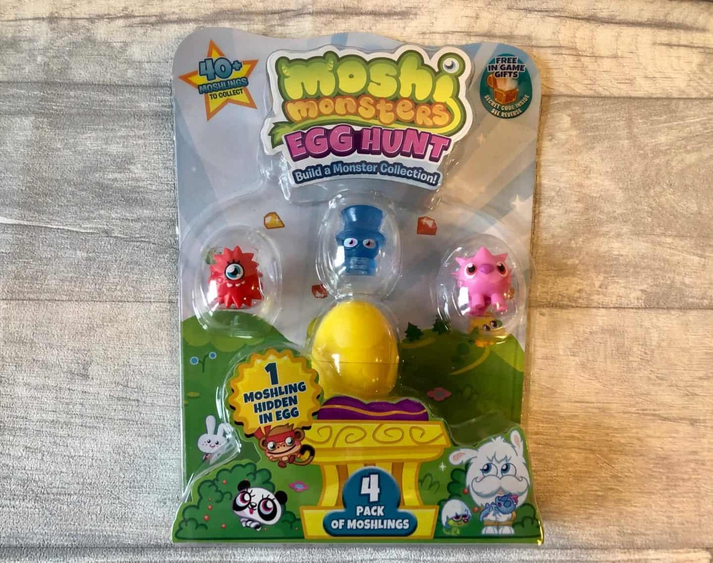 Moshi Monsters 4 pack