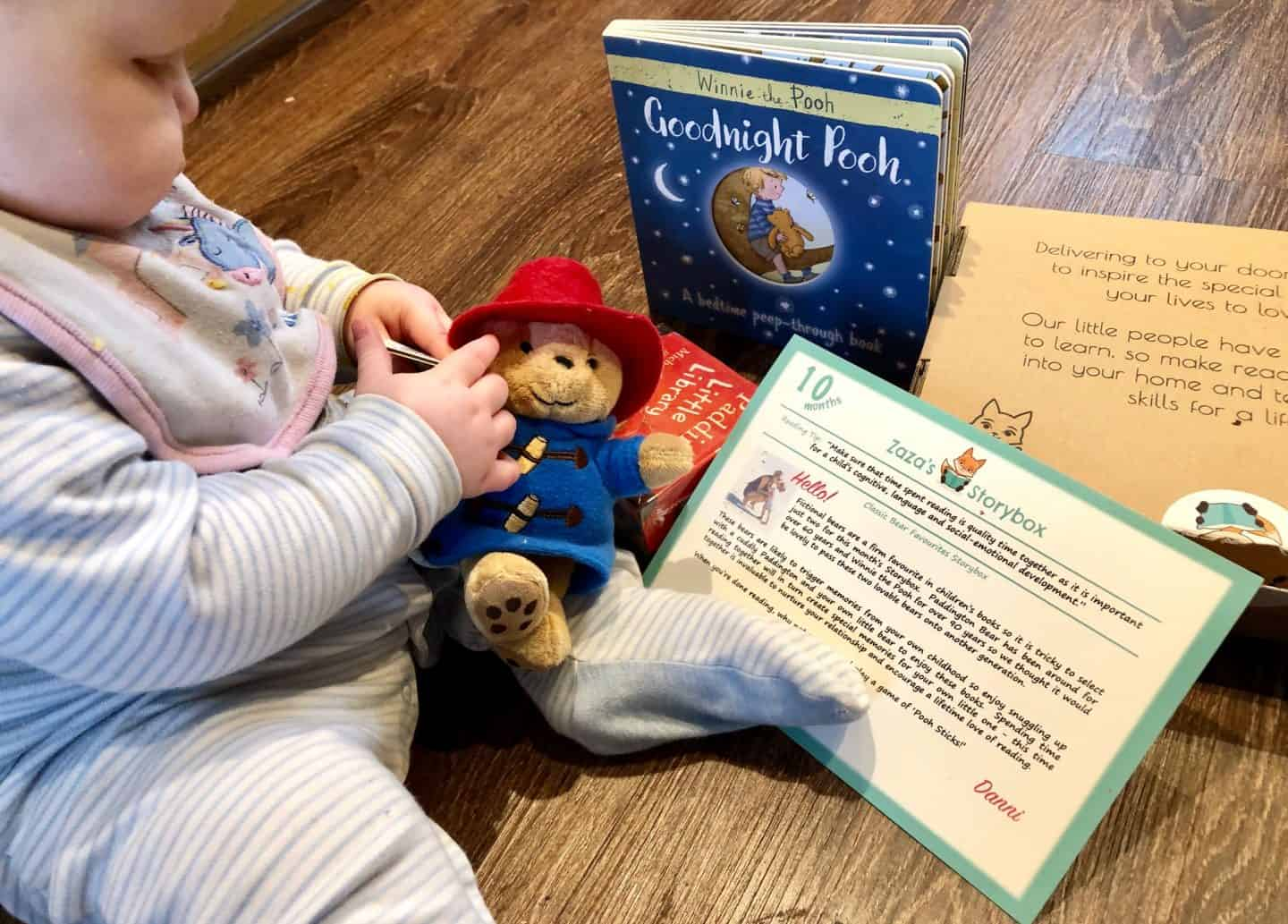 ZaZa's Storybox SUBSCRITPION BOX REVIEW