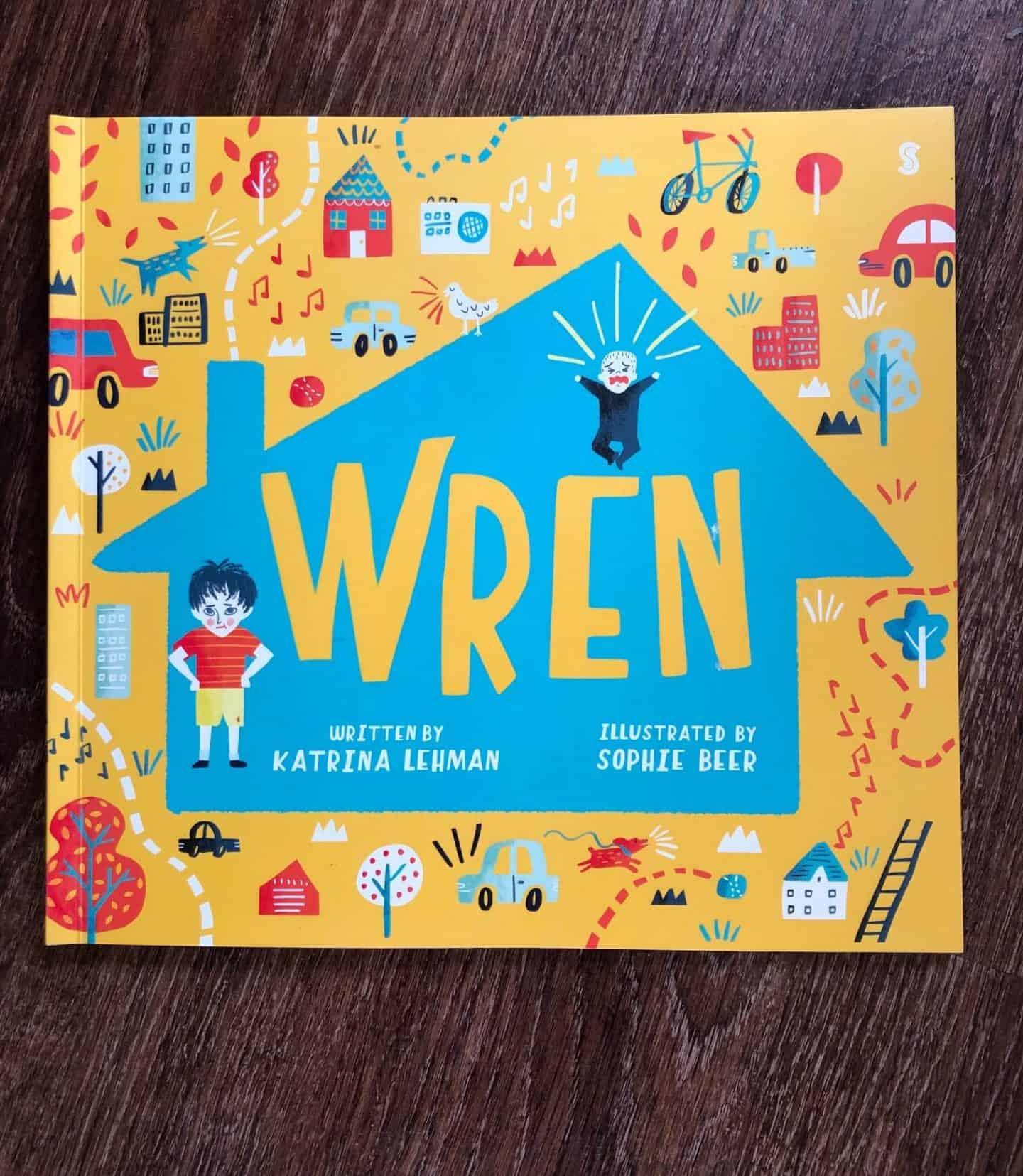 Blog Tour: Wren by Katrina Lehman