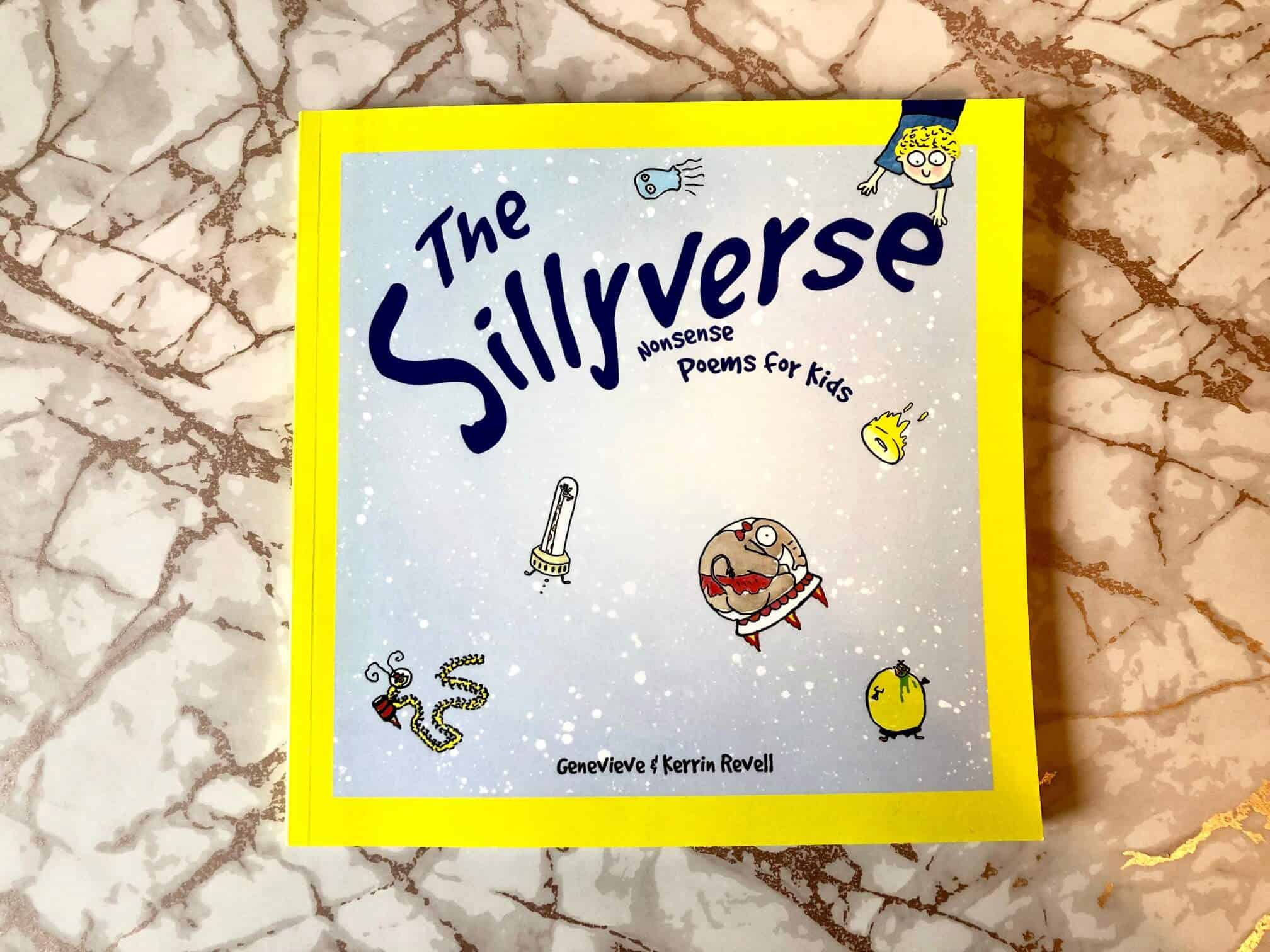 Book Review: The Sillyverse by Genevieve and Kerrin Revell