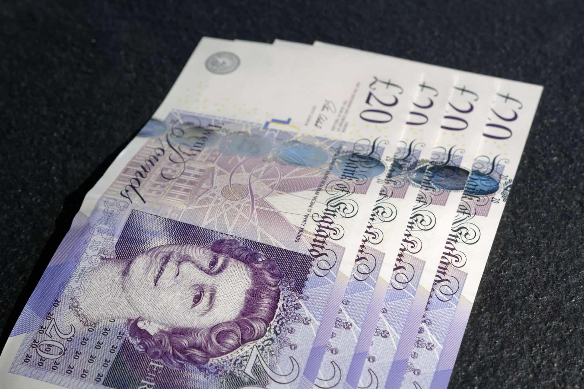 British People Saved Money