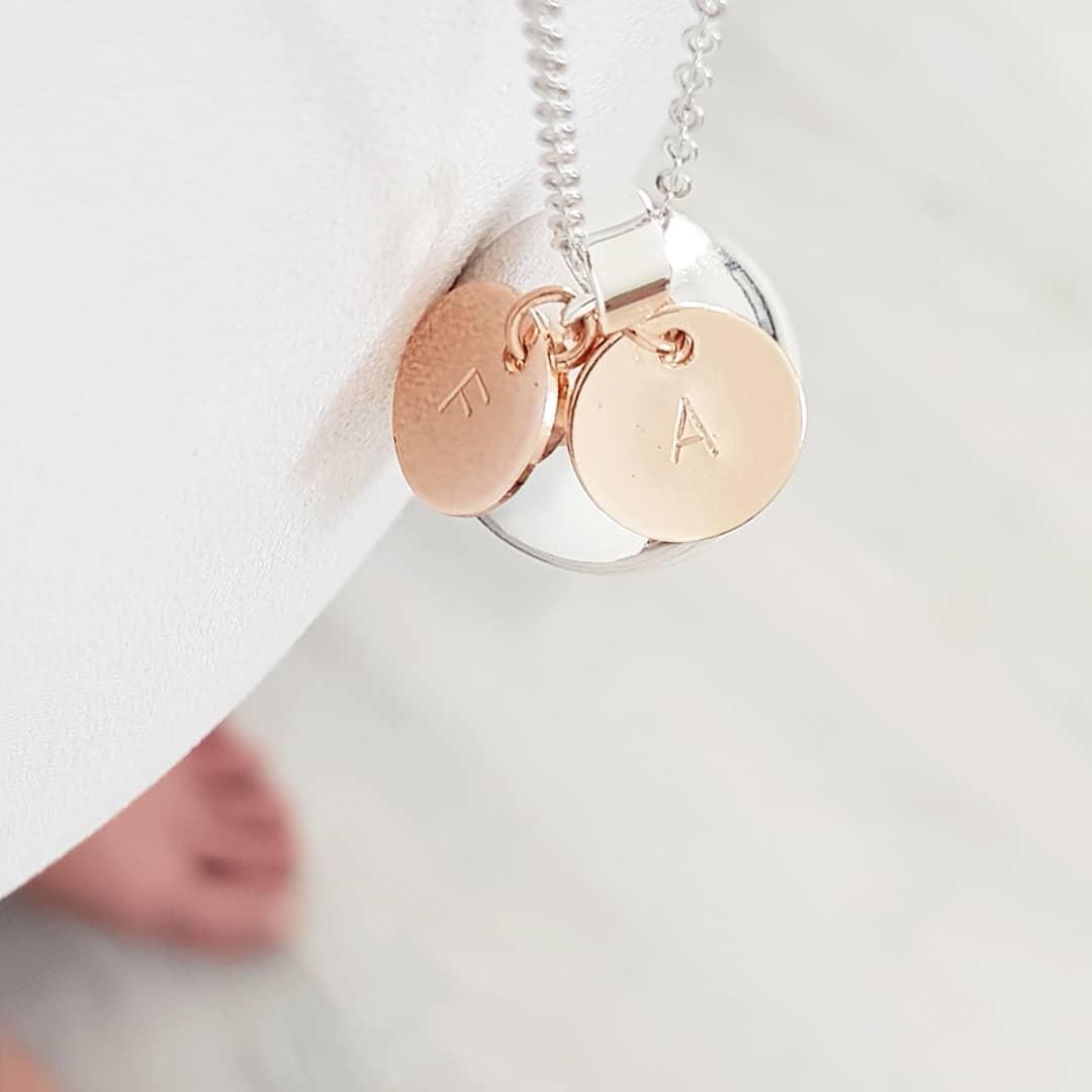 elegant pregnancy jewellery - The Harmony Ball