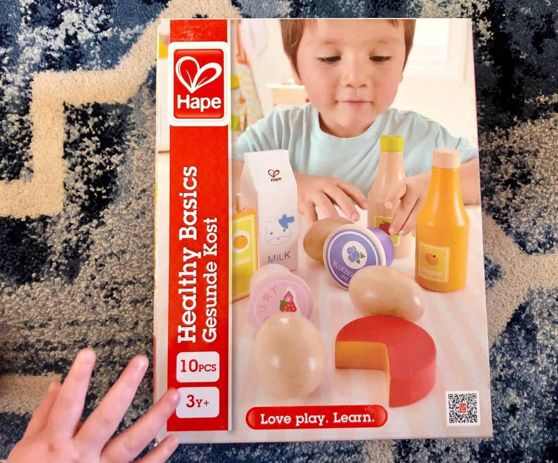 Healthy Basics wooden toys