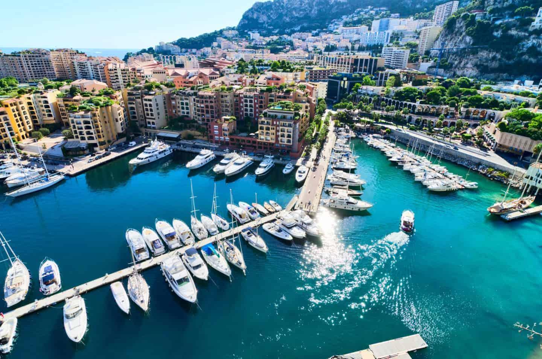Monaco Harbour - Travel inspiration