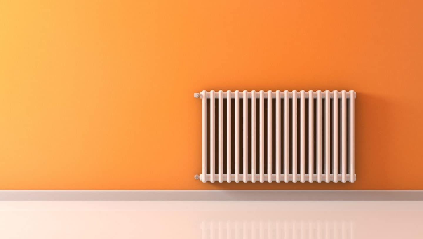 Radiator - 3 Ways To Heat Your Home Including The Kitchen