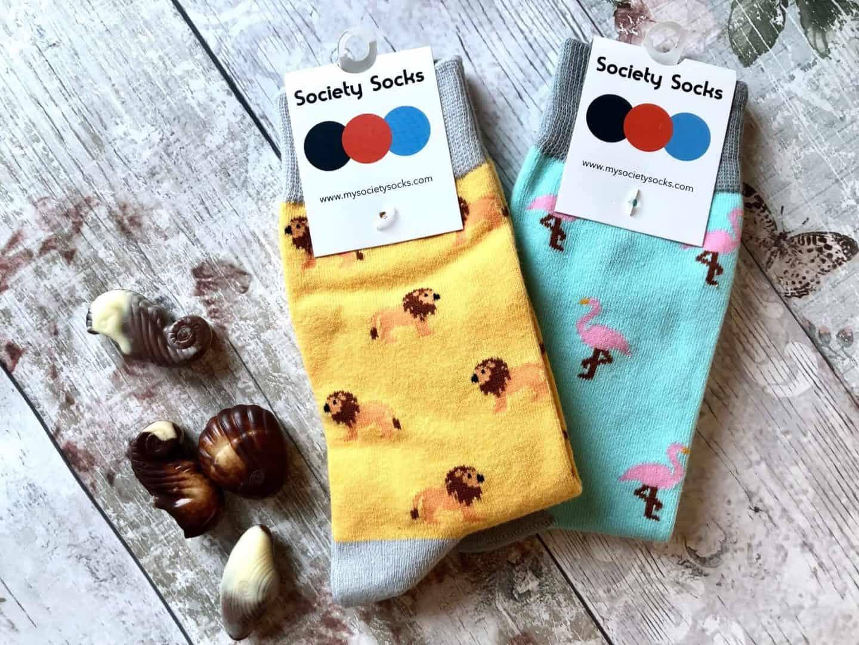 Society Socks - Sock Subscription