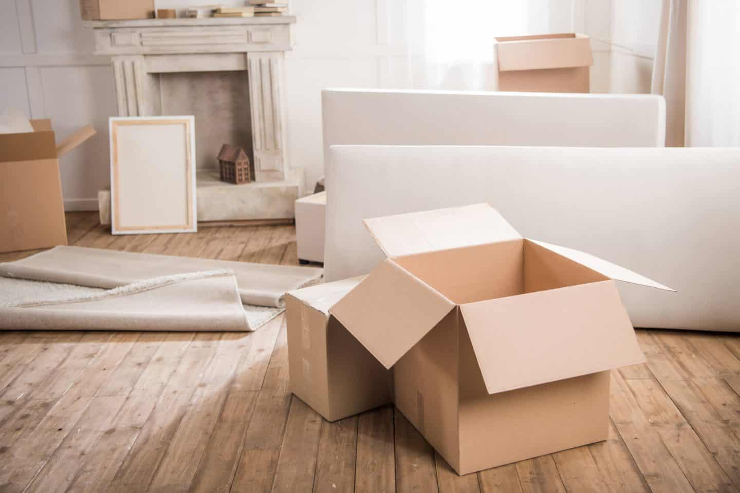 tips on how to get organised when moving house with kids