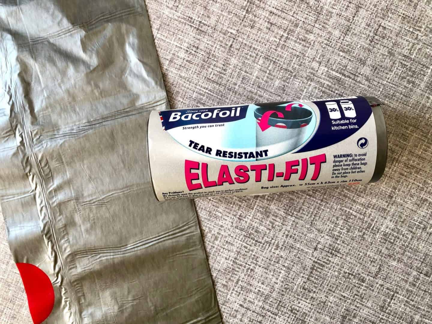 Bacofoil elastifit bin liners - What We Have Enjoyed In March