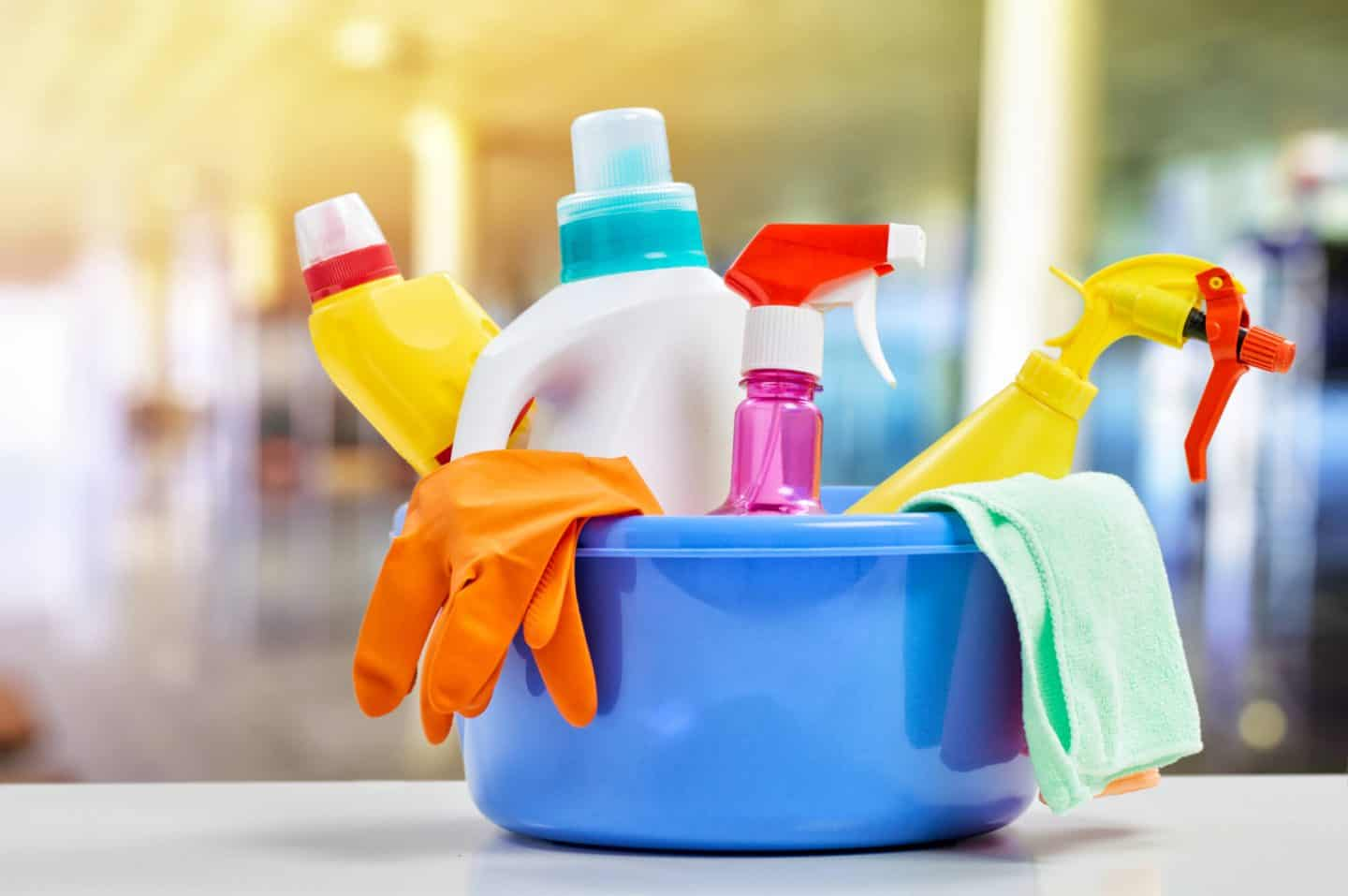 Choosing Cleaning Products That are Right for Your Home