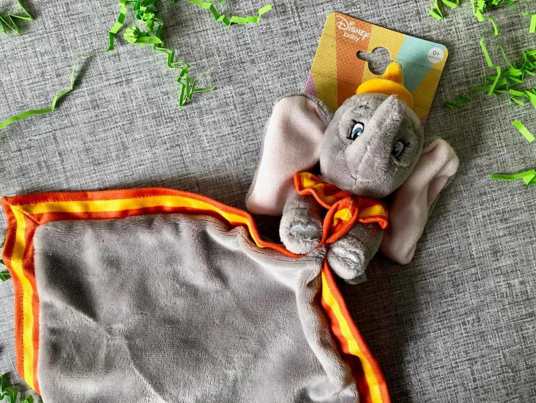 Disney Dumbo Baby comforter