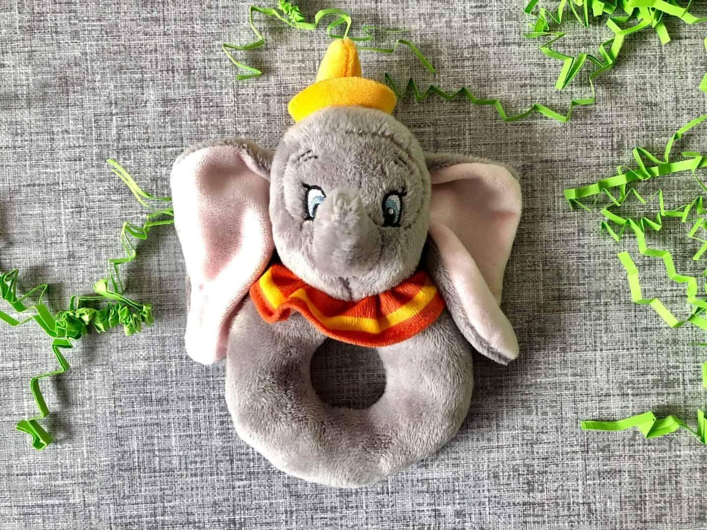 Disney Dumbo rattle