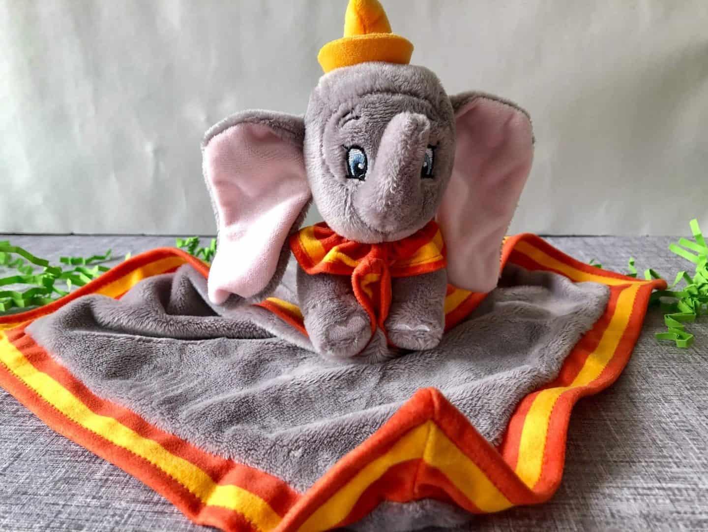 Dumbo Baby Comforter