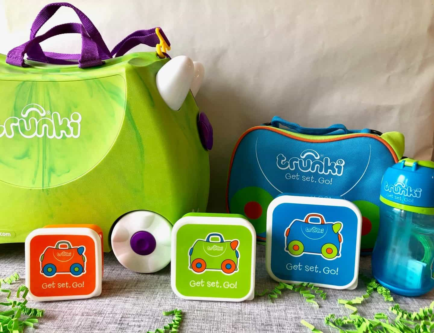 Eat Range with lunch boxes