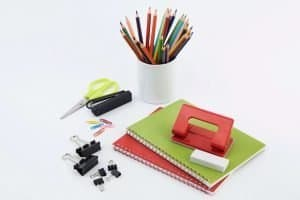 Essential School Stationery - The List