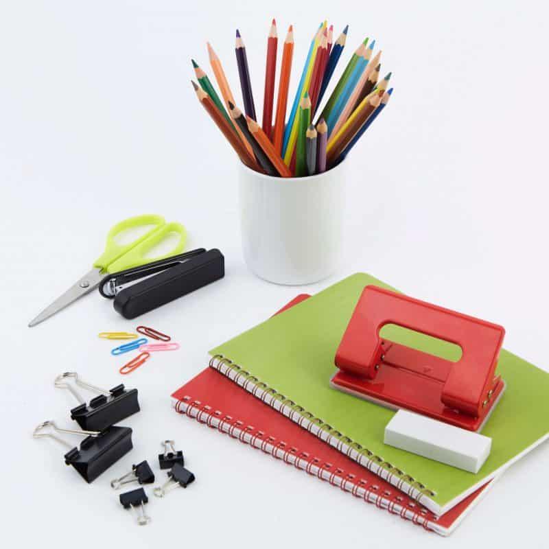 Essential School Stationery - The List