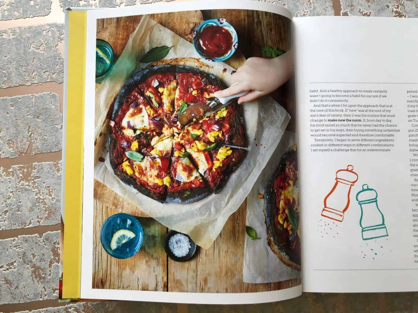Review Get Your Kids To Eat Anything by Emily Leary