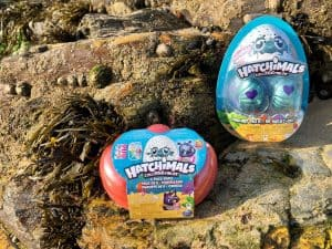 HATCHIMALS CollEGGtibles Series 5 6 Pack Sea Shell