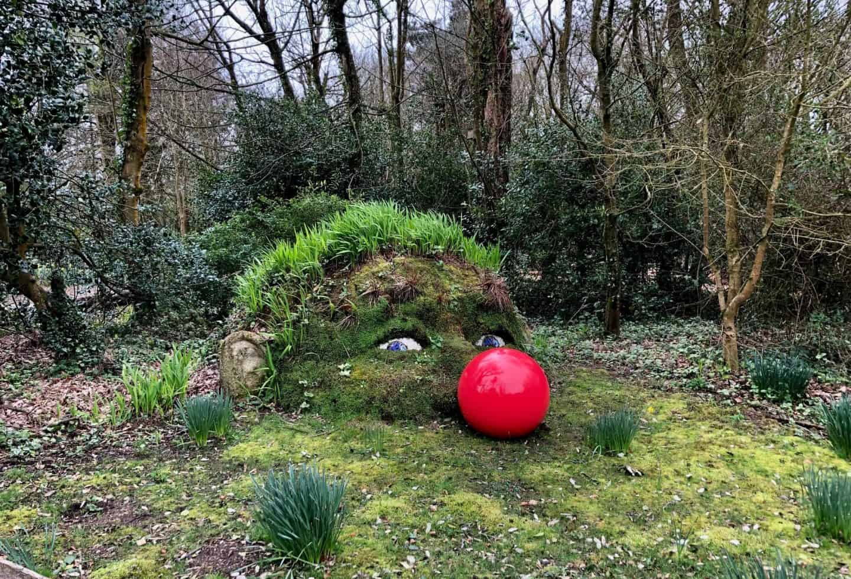 Heligan Gardens Red Nose