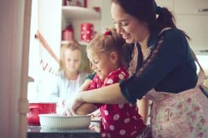 Making Your Kitchen More Kid-Friendly