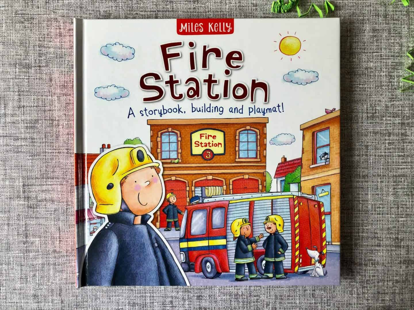 Miles Kelly Fire Station