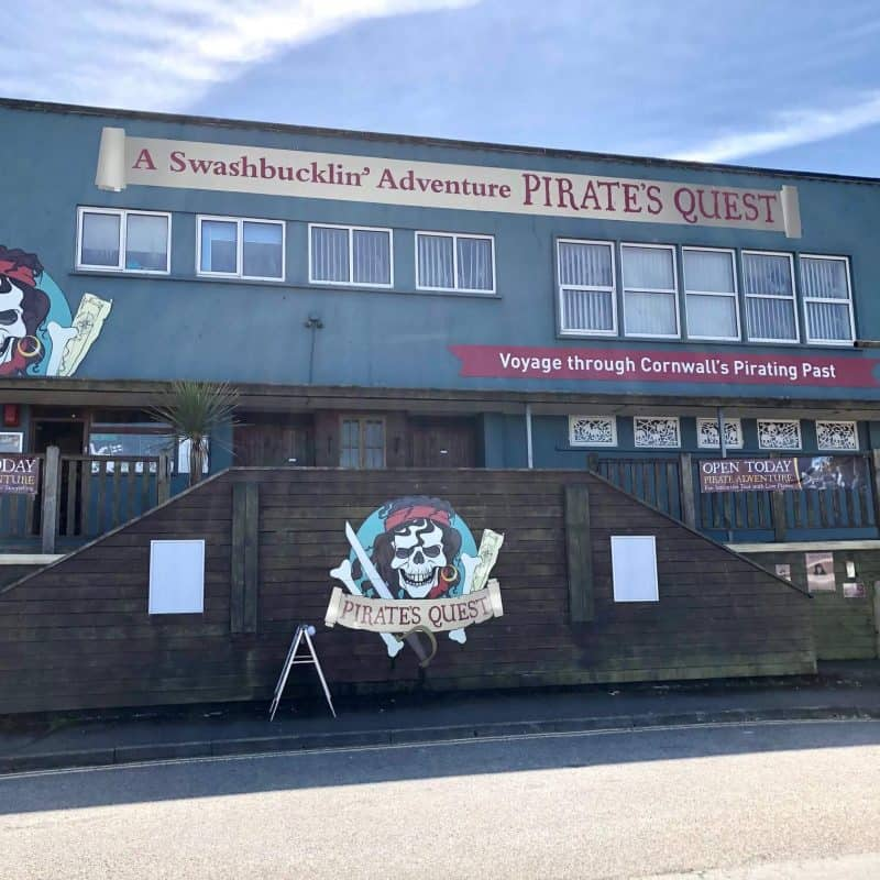 Pirate's Quest Newquay Cornwall