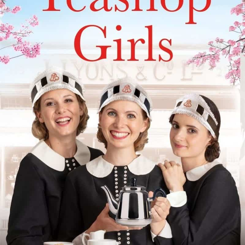The Teashop Girls cover