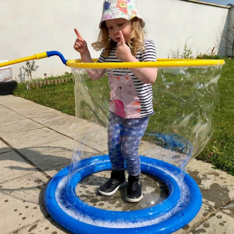 Uncle Bubble Mega Loop - what we enjoyed in April