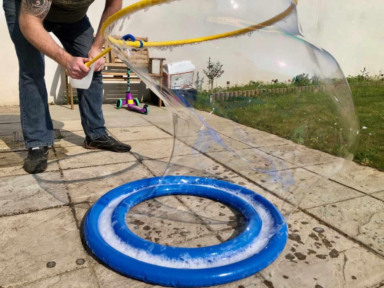Uncle Bubble Mega Loop Giant Bubble