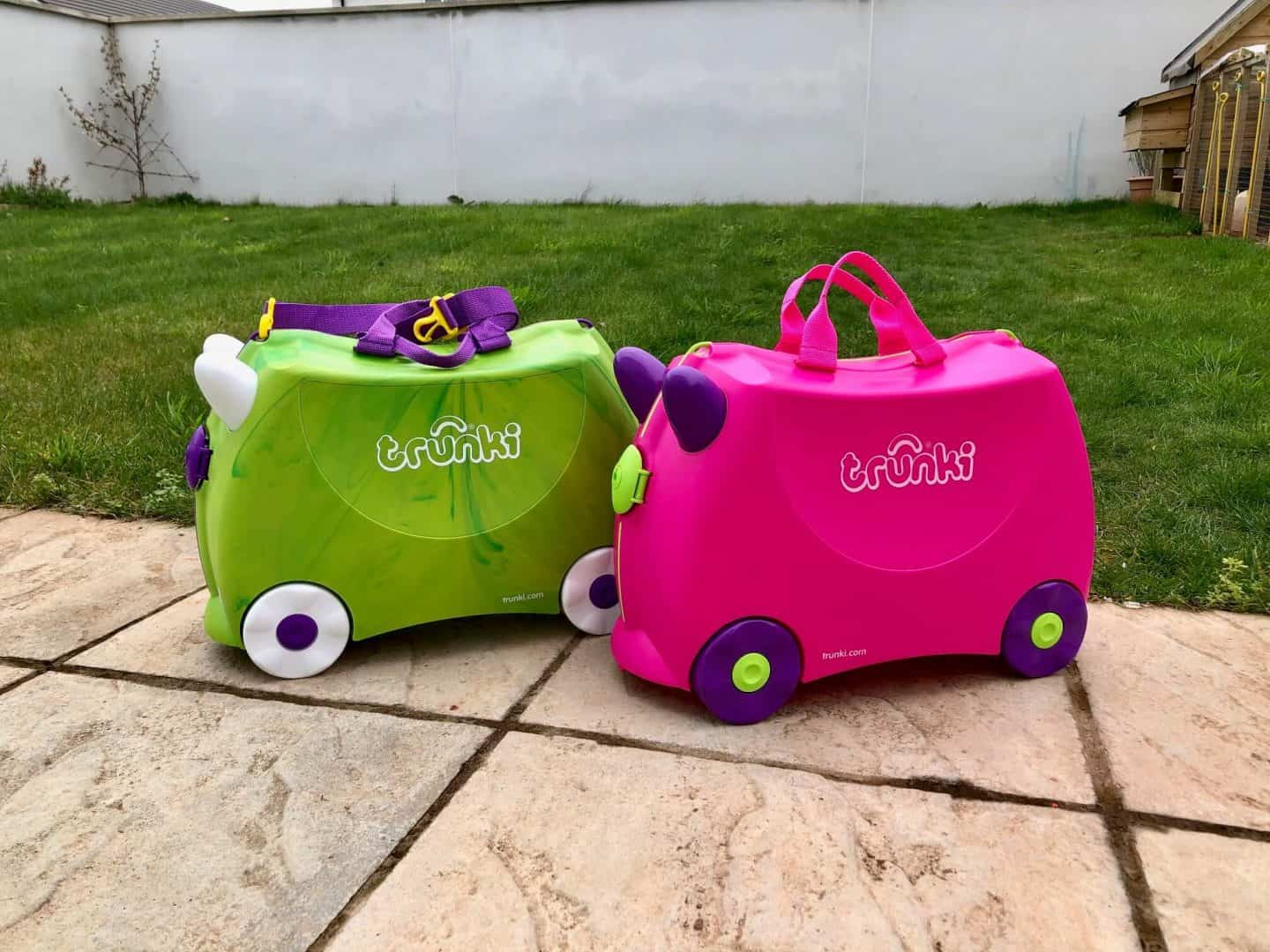 What Is A Trunki? -  Review and Giveaway