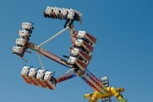 Family Day's Out In The South-West - Fairground ride - Great family day's out at the amusement's